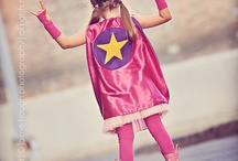 SUPER hero favorites / by Brooke Fuller