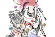 Fashion Illustration / by Anna Stylist Metina