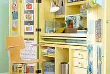 it started with STORAGE & ORGANIZATION IDEAS / by Linda @ it all started with paint blog