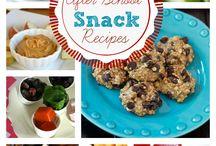 Recipes - Snacks