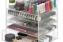 Cosmetic Organizer / Cosmetic Organizer, Jewelry & Cosmetic Storage, Beauty Care Holder