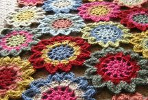 flowers crochet anne