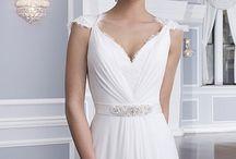 Robes de  mariée romantiques