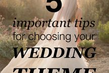 Get ready! / Wedding advice, useful tips & helpful hints.