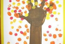 fall craft art / by Kischel Sutton