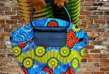 Africans Tote Bags
