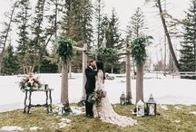 inspiration / This board features pins from My Montana Wedding members! Let them inspire your wedding, and then make it your reality! xoxo