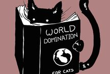 Gatos e artes