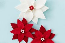 Handmade Holiday Gifts / Items that can be quickly sewn using small amounts of material.