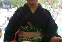 My kimono times