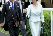 The Princess Royal & her family- my favorite royal / my favorite of the Queen's children