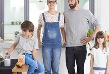 Visites guidées / Plongez dans l'intimité des familles 3Suisses. Une famille, un style.