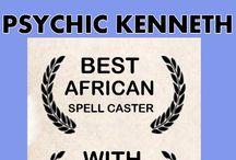 African Sangoma Spiritual Angel Psychic Medium Kenneth; WhatsApp: +27843769238