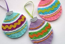 Felt Applique / Fun things to make with felt applique / by Freemotion by the River