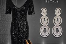 Sparkle In Black with Nocturnal Luxuries