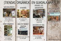 Puntos de venta de Natural Elements / Nuestros puntos de venta en México