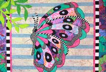 Quilting - Butterfly