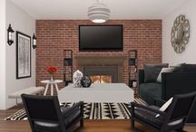 Living rooms / Living room