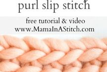 Crochet tutorials / Crochet tutorials and techniques
