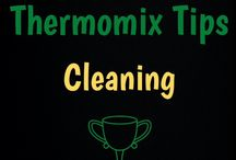 Thermomix cleaning