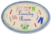 Launry room