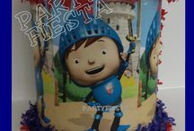 Mike The Knight Pinata Birthday Party decorations Supplies