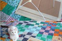 Кошачья палатка