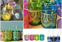 Decoração Arabe Festa