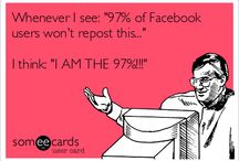Social Media & All That Jazz / Social Media Marketing ideas and opinions - some funny, some geeky...