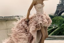 Gorgeous Gowns / Runway dresses and formal wear
