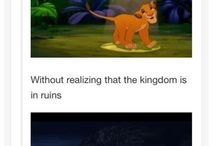 Frozen & the lion king