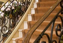 staircase bannisters