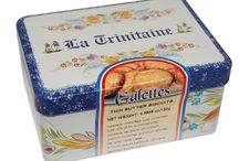 La Trinitaine / La Trinitaine, has been producing traditional French butter Galletes for three generations. In Brittany, France they are known for their strong devotion to tradition and quality. Using their savoir faire, family recipes and only the finest ingredients, they aim to please the most difficult Gourmand.