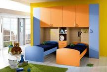 camerette per bambini / vari tipi du soluzioni per cameretta dei bambini
