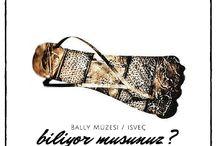 Bunları Biliyor musunuz? / Moda ve Ayakkabı hakkında az bilinen bilgiler.