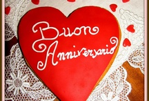 Cookies for Wedding Segnaposto per Matrimonio / Cookies Love Biscotto segnaposto www.torteamorefantasia.com