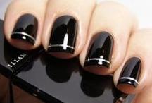 Tradeshoot look 1, nails