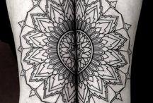 Tattoo geométricas