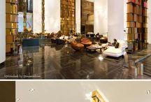 W-hotel interier