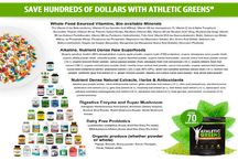 Superfoods-athletic greens