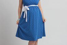 tehotenské šaty šitie