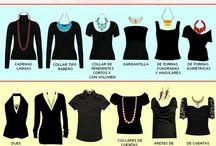 Collares / Como usar y hacer collares.