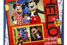 Disney - Mickey & Friends / by Jiminy