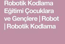 ROBOTİC KODLAMA