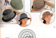 klobouky a čepice
