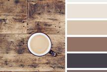 Couleurs Palettes - Color Paletes / Palettes de couleurs