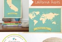 Maps / by Children Inspire Design