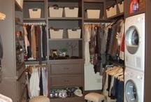 master closet / by Kimberly