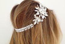 HAIR ACCESSORIES / Fashion hair accessories