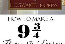Harry Potter Room Decor